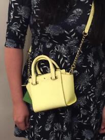 Kate Spade small leather handbag