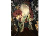 Father Christmas figure