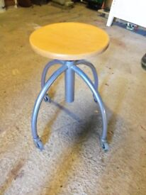 Stool 21 inches high