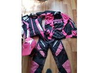 Ladies motorcross clothing