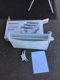 Brand new in box. Convector heater