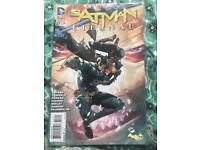 Batman eternal comic