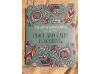 The art of mindfulness adult therapy colouring books x 4
