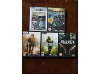Call of Duty x 5 (PC)