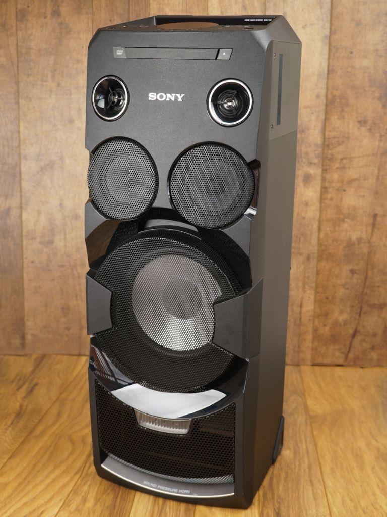 Sony Mhc V7d Dj Speaker Also On Facebook And Ebay In
