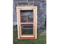 wooden window frame (new)