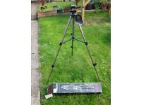 used miranda titan 606 camera extendable tripod stand, comes with original box. BS16. Fishponds.