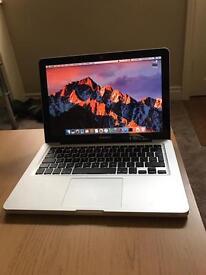 """MacBook Pro 13"""" 8gb ram 250gb SSD drive"""