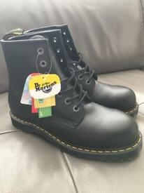 Dr.Martens safety boots size 11