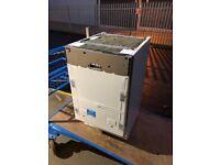 Brand new BEKO DIS15010 Slimline Integrated Dishwasher