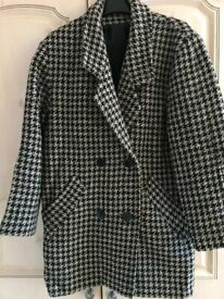 BHS Very Good quality coat, Size 12