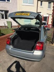 Toyota Avensis 1.8 2005 Automatic 64700 miles petrol iso fix