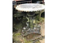 Garden Feature - fountain/ bird bath