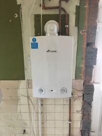 Worcester Bosch boiler like new