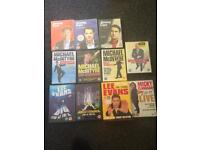 Comedian dvd bundle £4