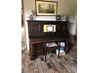 Howlett piano, free to a good home!