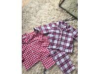 Little White Company x 2 Pyjamas, 18-24 months. 100% cotton, excellent condition