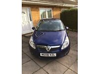 Vauxhall corsa 08. 1.4 16v Design 5dr