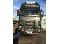 VOLVO FH16 600 GLOBETROTTER 6X2 STUNNING LORRY POSS PX TIPPER OR CRANE LORRY