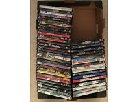 English & Bollywood DVDs