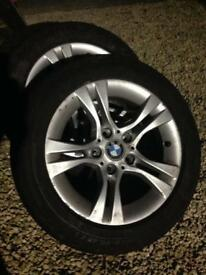 "BMW 16"" Alloys"