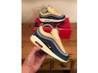 b3b6331e67aa Nike Airmax 97 Sean Wotherspoon size 3