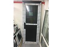 Upvc front/back door