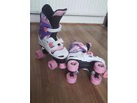 Kids quad roller-skates