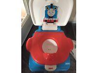 3 in 1 Thomas the tank potty
