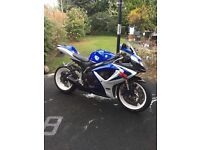 For sale Suzuki gsxr k6 06