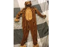 Kids bear costume