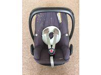 Maxi-Cosi Pebble Baby Car Seat, Group 0+