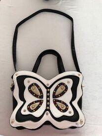 Beautiful Butterfly handbag - brand new