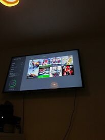 Xbox one for sale with one controller and charge kit