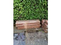 Garden Patio Edging Bricks