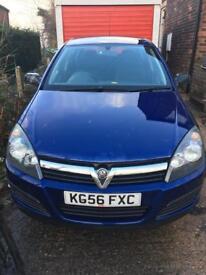 Vauxhal Astra 1.7 Diesel