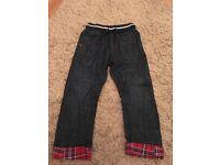 Boys jeans age 3-4