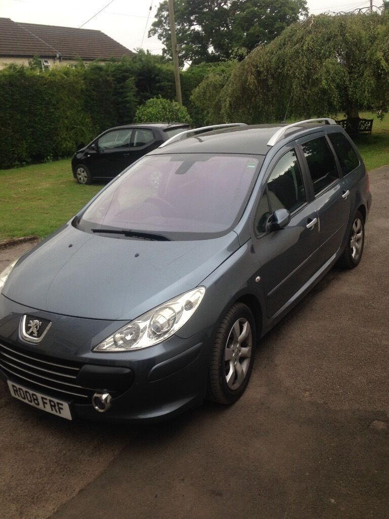 Peugeot 307 16 Estate In Pontypool Torfaen Gumtree Fuse Box For Sale