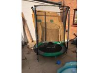 Plum 4.5ft trampoline