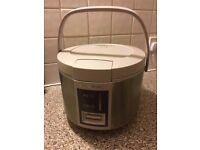 rice cooker and steamer -- nearly mint and super bargain!