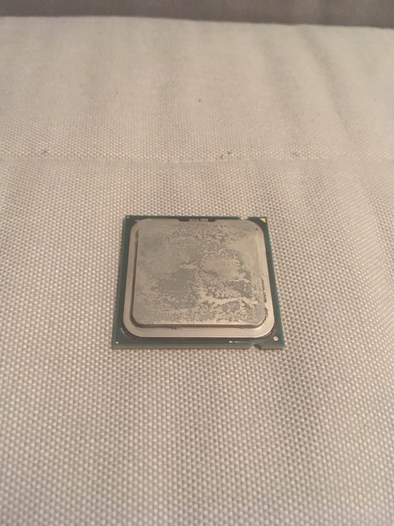Intel quad core cpu @2.9Ghz