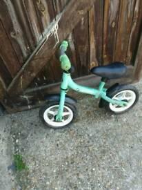 Child's 1st balance bike