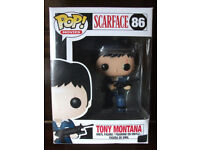 Scarface Tony Montana Pop Vinyl # 86