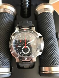 Tissot Moto GP 2010 Limited Edition Watch - Brand New (Rossi, Marquez, Lorenzo)