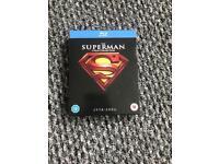 Superman Blu Ray Box set