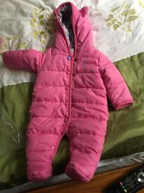 Joules baby all in one, never been worn. 0-3 months