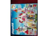 Playmobil Princess Castle with extras