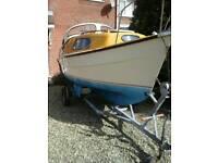 Seasare Dandy Ideal fishing boat