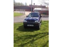 V reg Daihatsu terios 1.3 4x4 option low reduced for quick sale £395