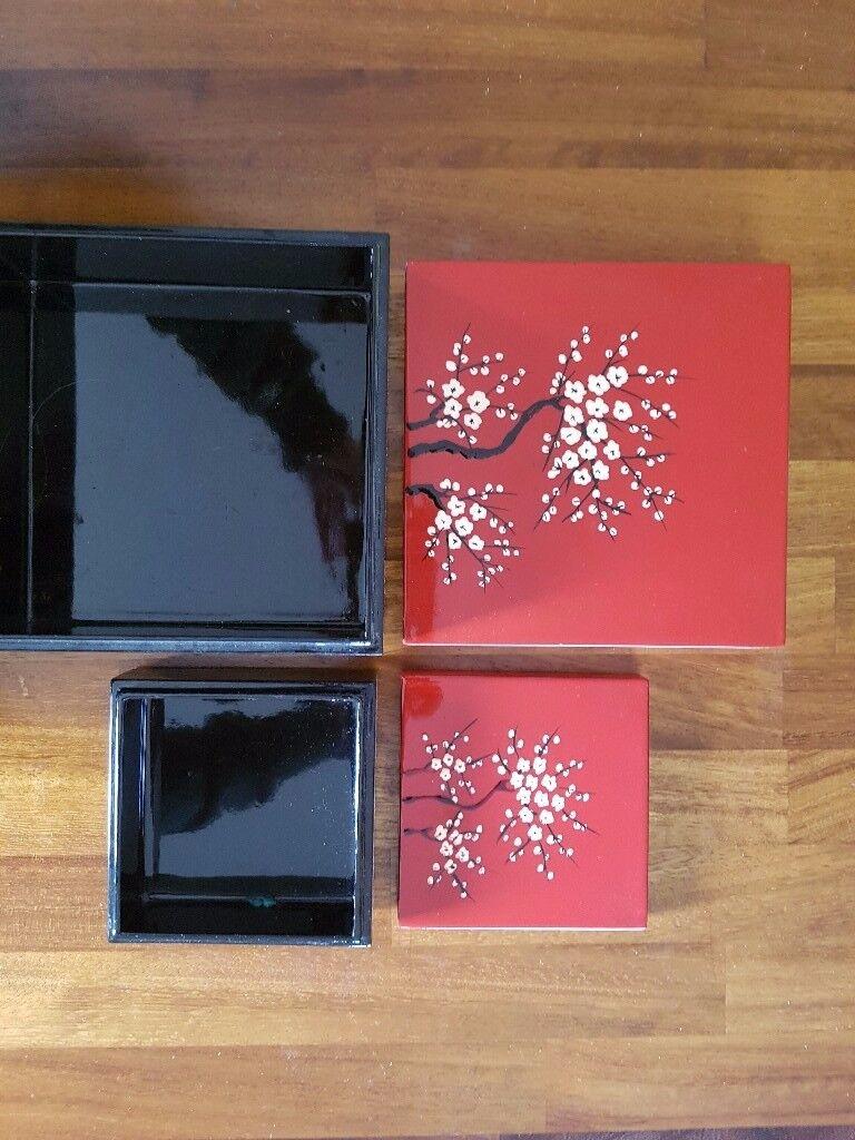 Chinese jewellery / trinket box